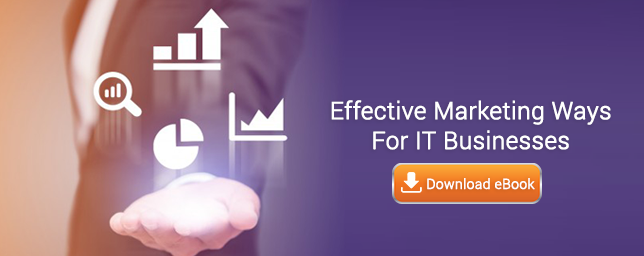 Effective marketing ways for IT business
