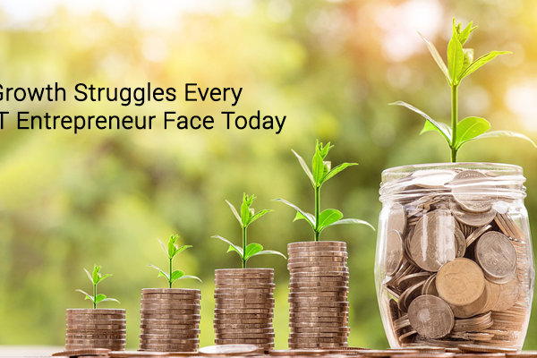 6 Growth Struggles Every IT Entrepreneur Face Today