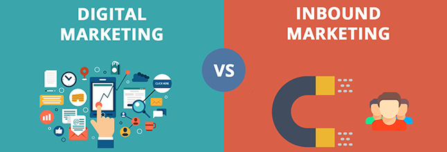 Digital vs Inbound Marketing - Why is Inbound Marketing best for your Business_