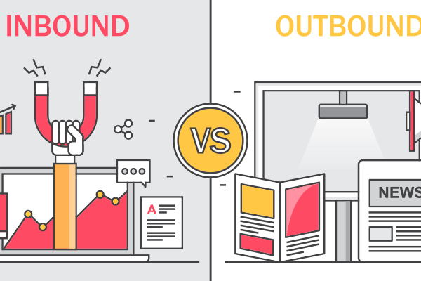 inbound marketing vs outbound marketing - what is ideal for your business
