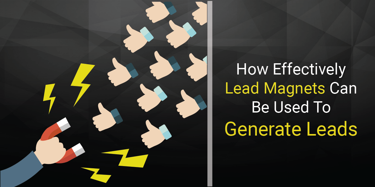 How Effectively Lead Magnets Can Be Used To Generate Leads